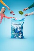 Meer plastics in de blauwe zak!